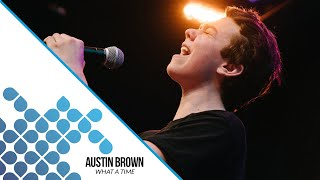 Austin Brown - What A Time (Julia Michaels cover)