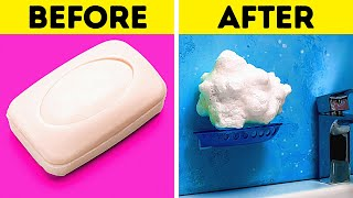 26 COOL SOAP HACKS AND IDEAS