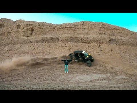 BlackOut 2.0 - EP1 - Tuerck/Forsberg - Desert Scouting Trip