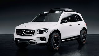 YouTube Video R3GoEdAhQ0U for Product Mercedes-Benz GLB-Class Crossover (X247) by Company Mercedes-Benz in Industry Cars