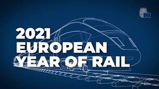 2021 a vasút európai éve