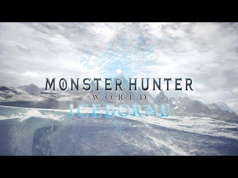 Monster Hunter World: Iceborne reveal thumbnail