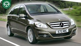 Mercedes-Benz B klasė (W245) 2005 - 2011