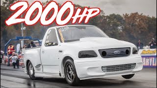 2000HP Ford Lightning The Fastest Truck We've Seen! - The Yetti