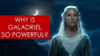 Download Youtube: Why is Galadriel so powerful? [ Lord of the Rings l The Hobbit l Tolkien ]