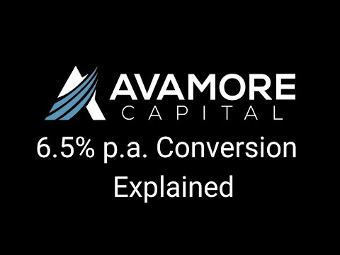 Avamore's Conversion Product Explained