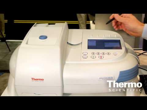 Evolution 201 220 UV-Visible Spectrophotometer