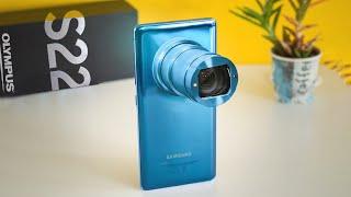 Samsung Galaxy S22 - wait WHAT?
