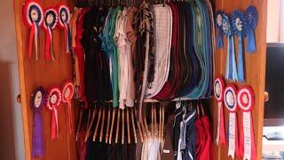 Equestrian Wardrobe Tour