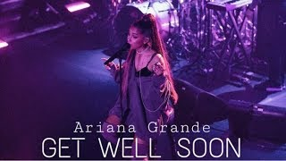 Ariana Grande - Get Well Soon - London - September 2018