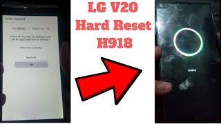 cara hard reset lg v20 - TH-Clip