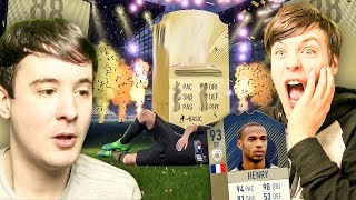 WHAT A BANGING WALKOUT PACKED - FIFA 18 ULTIMATE TEAM PACK OPENING