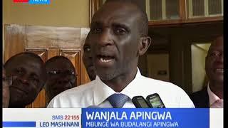 Wapiga kura wawili eneo la Budalangi waelekea mahakamani kupinga ushindi wa Wanjala