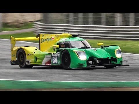 Kateyama Test Days Monza 2-3/05/2019: Dallara & Ligier LMP2, Huracan GT3 Evo, Norma M30