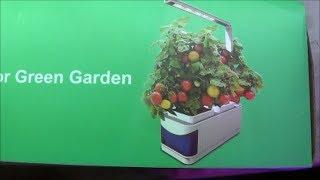Indoor Green Garden Kit Unboxing