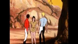 De volta ao planeta dos macacos EP-01.Chamas do destino. (1975) dublado