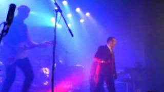 The Damned - manchester 5-12-8 'There'll Come a Day'