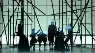 Shakespeares Sonette by Robert Wilson (Berliner Ensemble)