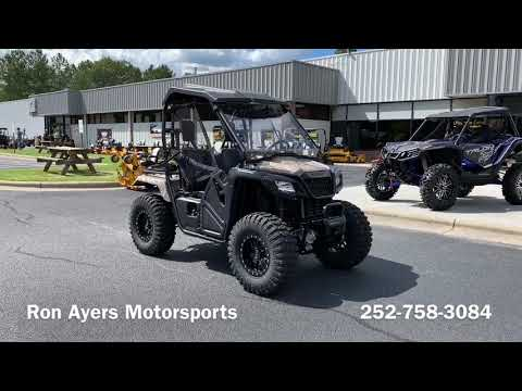 2019 Honda Pioneer 500 in Greenville, North Carolina - Video 1