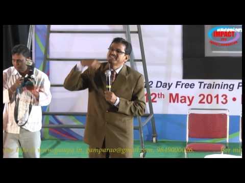 Genius|Vishesh|TELUGU IMPACT Hyd 2013