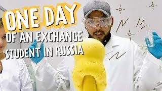 My life in Russia: What it feels to be an exchange student in Russia