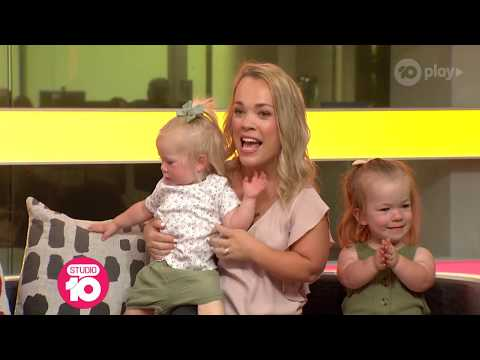 Charli Adams Gets Real About Parenting | Studio 10