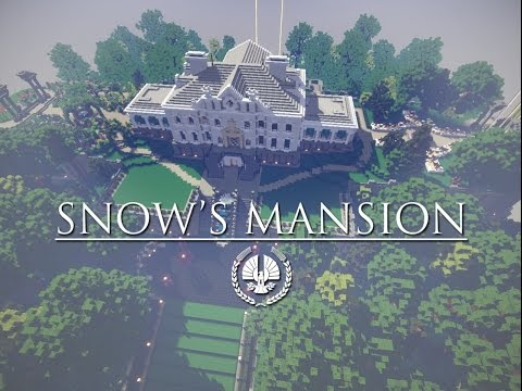 Snows Mansion Minecraft Project