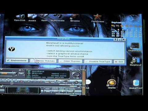 Amikit 7 + Lotus 3 - смотреть онлайн на Hah Life