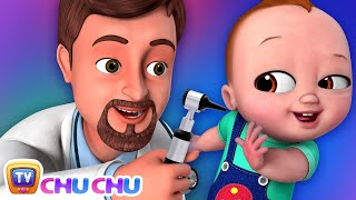 Doctor Checkup Song - ChuChu TV Nursery Rhymes & Kids Songs