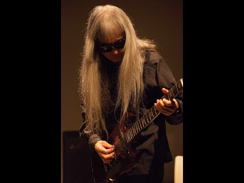 Keiji Haino / Jim O'Rourke / Oren Ambarchi - In the past only geniuses were capable of staging.. online metal music video by KEIJI HAINO