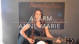 """Alarm"" Anne-Marie Cover"