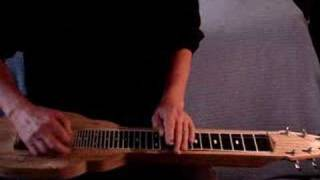 John Hiatt - Old Habits. Overdubbed solo on my Lap Steel.