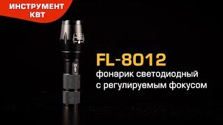 LED flashlight with Speed focus  model : FL-8012