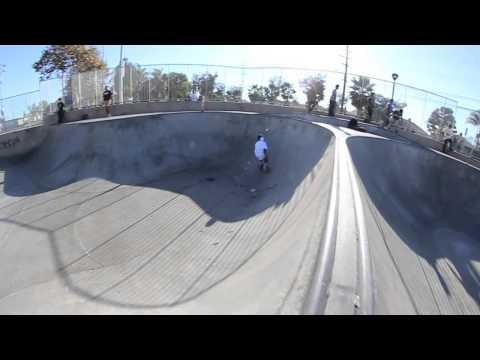 Hawthorne skatepark montage
