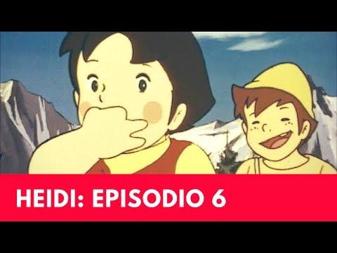 Heidi: Episodio 6- Silba más fuerte