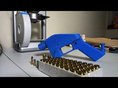 US judge blocks release of 3D-printed gun blueprints