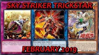 [YGO PRO] Sky Striker Trickstar Deck - February 2019