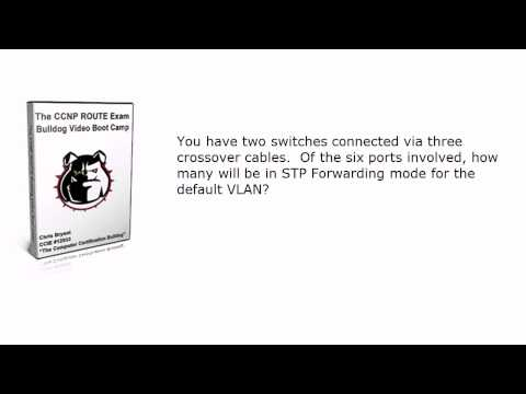 CCNA And CCNP SWITCH Video Practice Exam: Switching (What ...