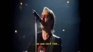 U2   One Legendado em Português