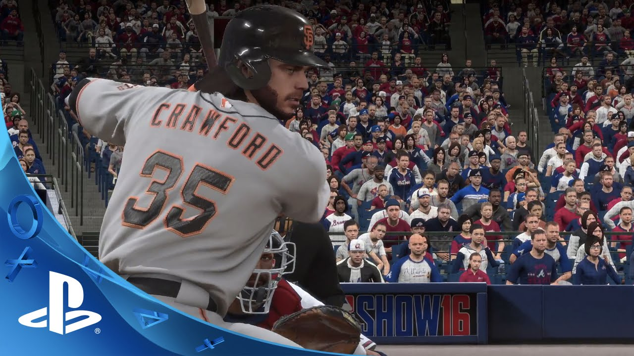 MLB The Show 16 Out Today on PS4, PS3