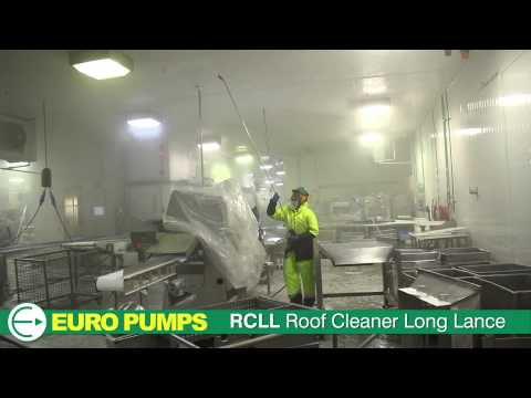 Euro Pumps Roof Cleaner Long Lance Rcll