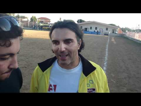 Preview video Intervista a mister Solimeno post gara CAPACCIO PAESTUM vs OGLIARESE