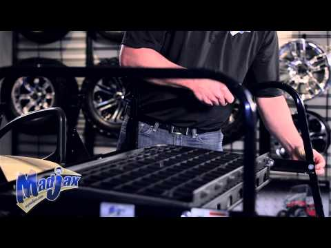 G150 Seat Kit (Gen 2) for *E-Z-GO® *TXT® | How to Install Video | Madjax® Golf Cart Accessories