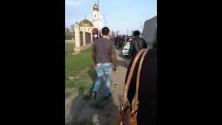 Страшная авария в Ингушетии
