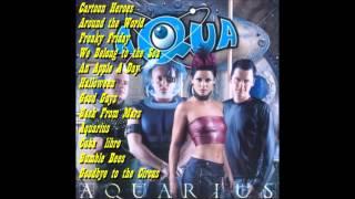 AQUA AQUARIUS FULL ALBUMS