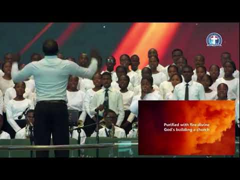 Deeper Life Campus Choir Ministration