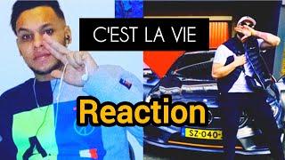 Ali Ssamid - C'EST LA VIE Feat Kami-Kazi (Officiel Music Vidio)(Reaction) #reaction