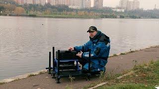 """Платформа Pro Sport D36 от компании """"Посейдон"""" товары для рыбалки и активного отдыха - видео"""