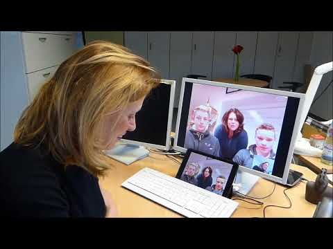 E-Learning in den Halligschulen