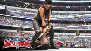 Team Total Divas Vs. Team B.A.D. & Blonde: WrestleMania 32 Kickoff